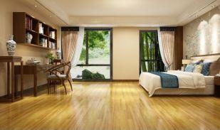 天格实木地热地板的圆盘豆,完美演绎中式大宅风范侯马